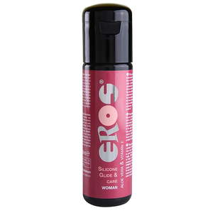 EROS Silicone Glide & Care Woman 100ml
