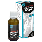 Marathon Men Long Power Drops 30ml